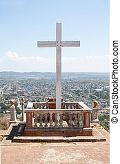 Loma de la Cruz, Cuba - Loma de la Cruz or Hill of the Cross...