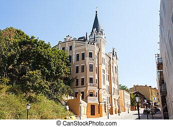 Richard's castle