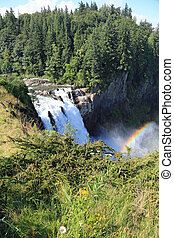 Snoqualmie Falls - Beautiful Snoqualmie Falls
