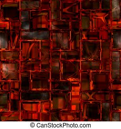 Stained glass. Seamless texture.