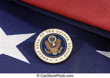 Great Seal of the U.S. - A Great Seal of the United States...