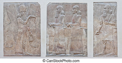 Mesopotamian Art - Dating back to 3500 BC, Mesopotamian art...