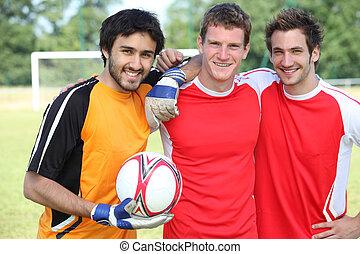 futbol, equipo