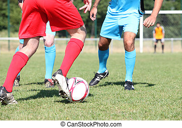 fútbol, igual