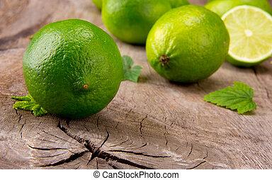 limes - Fresh limes