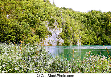 Plitvice Lakes - National Park in Croatia