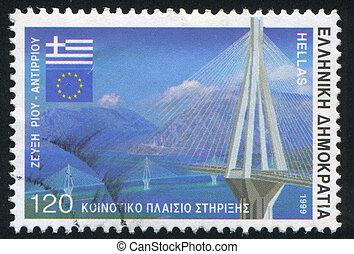 Rio Antirrio bridge