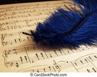 paper writing music playlist