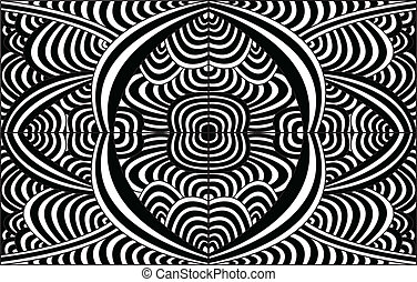 abstract 3 - vector