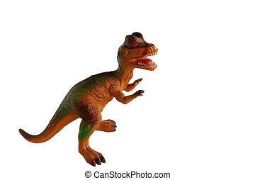 恐龍, 玩具
