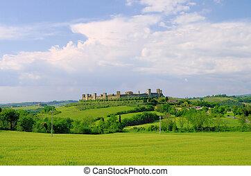 Monteriggioni 03