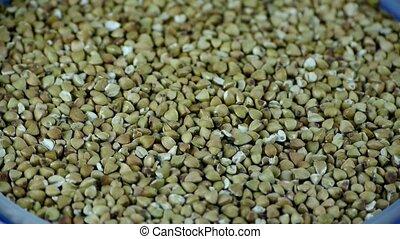 many buckwheat,grain food.