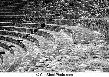 Theater of Fourviere - Remains of the Ancient Theater of...