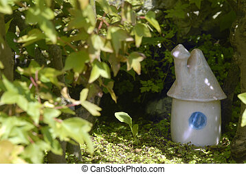gnome little house