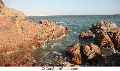 Coast, Paracas, Peru