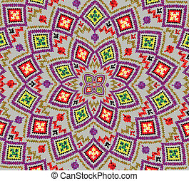 American culture background - Abstract American culture...