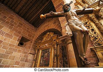 Jesus in Barichara