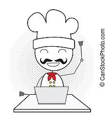 online chef