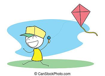kid kite