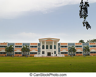 University of Ponce - Building in the University of Ponce,...