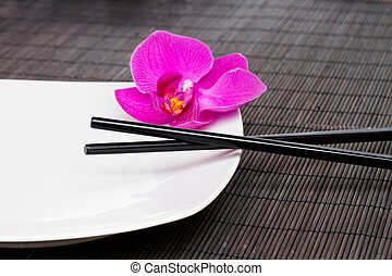 asian food concept