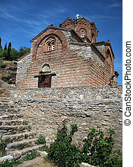 Ohrid, Church St JohnJovan Kaneo