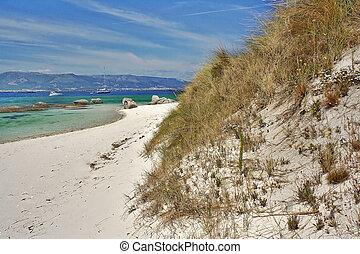 Dune on Areoso island