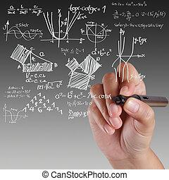 muy conocido, físico, fórmula