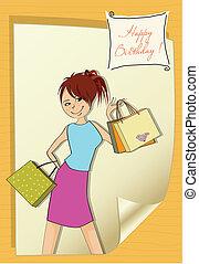 fata cu cadouri 3