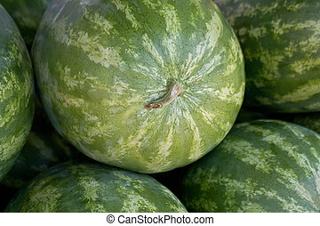 Water melons background