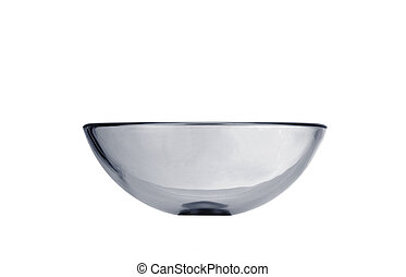 Glass boil. On a white background.