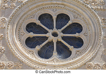 Church of the Annunziata. Tarquinia. Lazio. Italy.