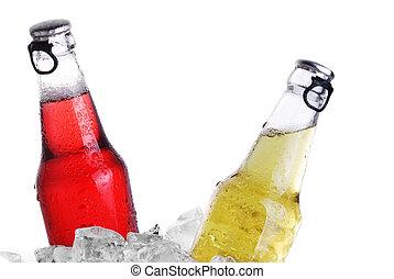 bottles  drink