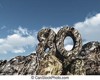 eighty rock