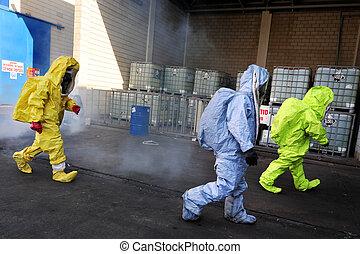 químico, biológico, guerra