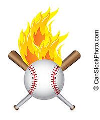 beisball vector
