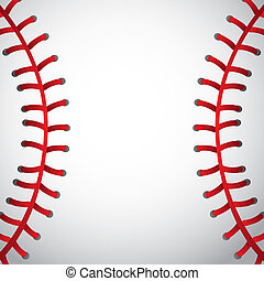 baseball ball texture background. vector illustration