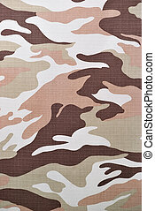 Camouflage fabric