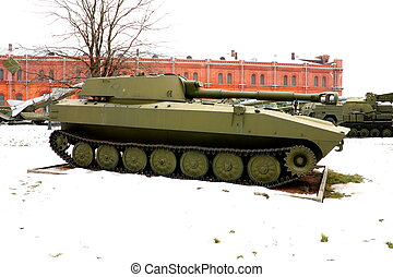 The Soviet and Russian military technics Russia,...