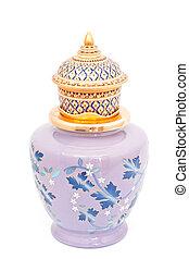 Chinaware   - chinaware  on white background