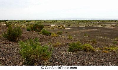 desert 8 - the gobi desert in Xinjiang, China