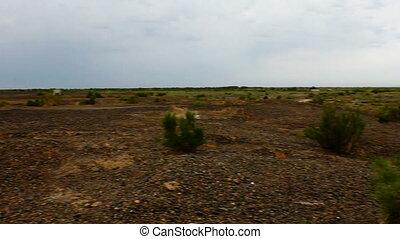 desert 9 - the gobi desert in Xinjiang, China
