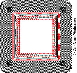 Abstract ancient background, Vector Illustration