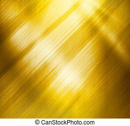 Beautiful polished gold texture