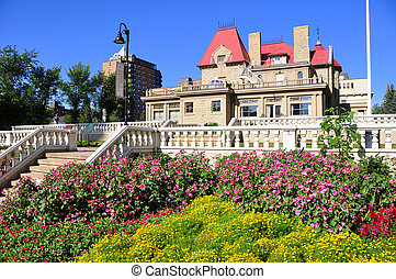 Peter Lougheed House - xLougheed House, also known as...