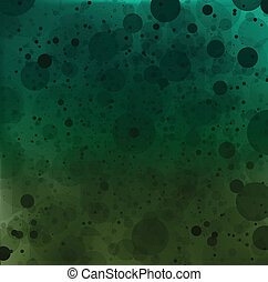 Abstract cyan background. Vector illustration