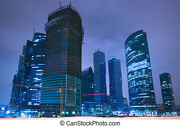Moscow business the centre - New under construction Moscow...