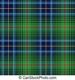 Tartan, plaid pattern Seamless vector