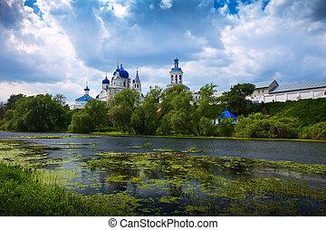 Holy Bogolyubovo Monastery - Holy Bogolyubovo Monastery was...