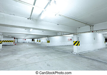 car parking level
